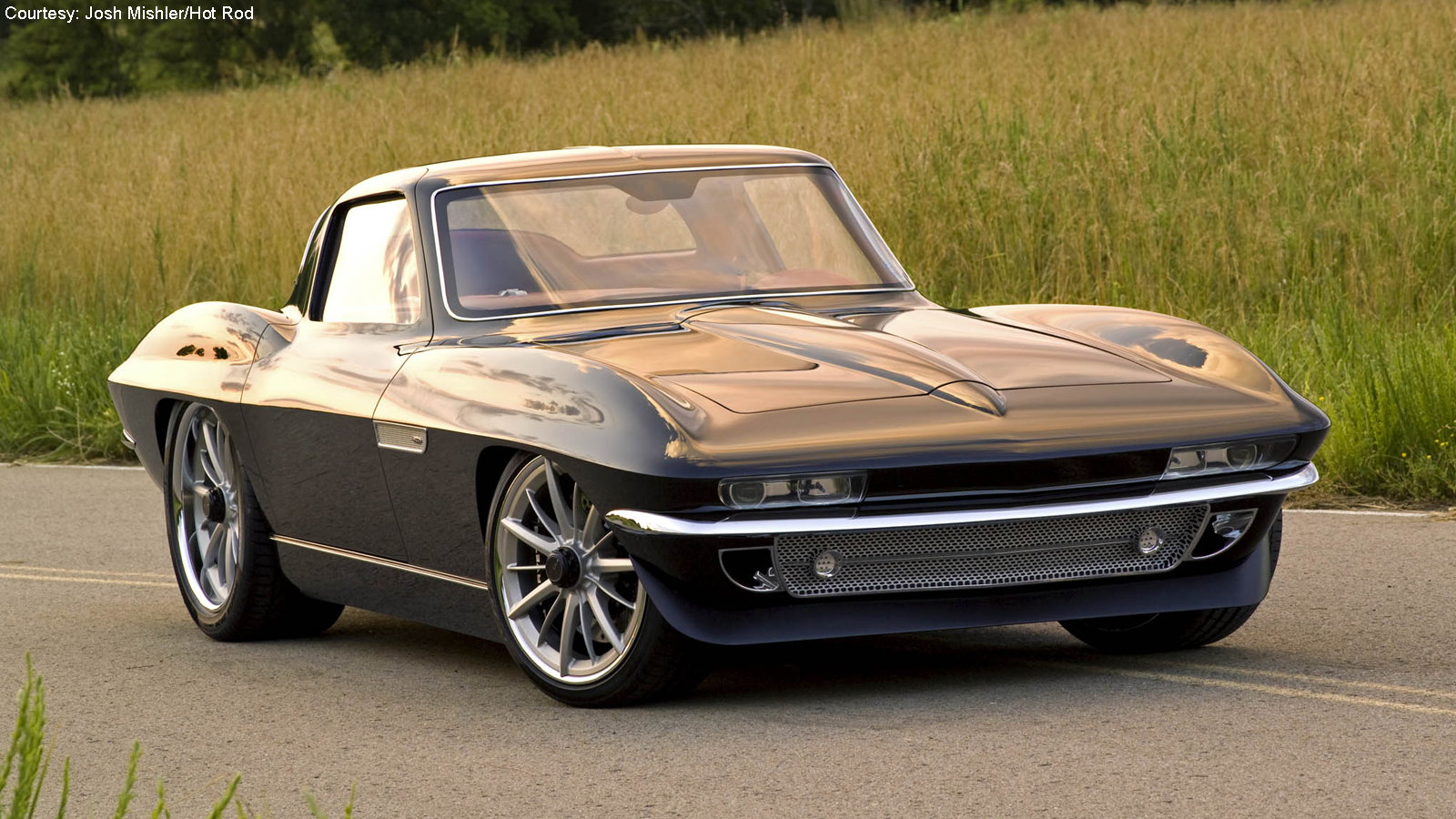 1965 C2 Sculpted to Perfection