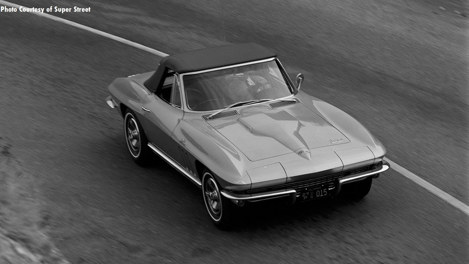 Retro Review: The 1966 427 Corvette Way Back When