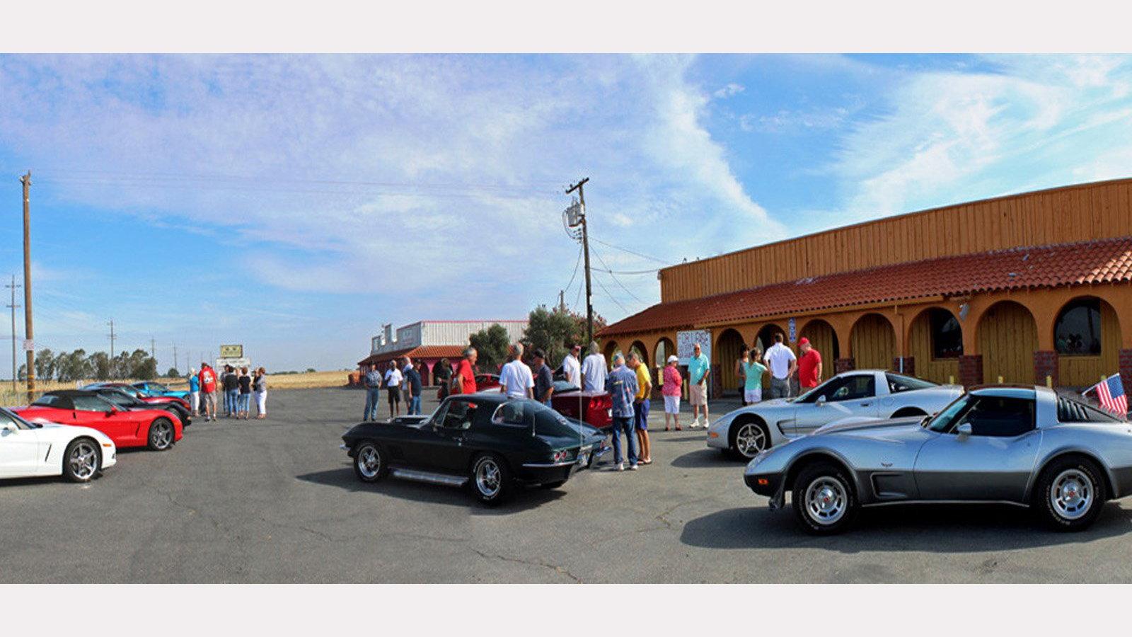 Corvette family