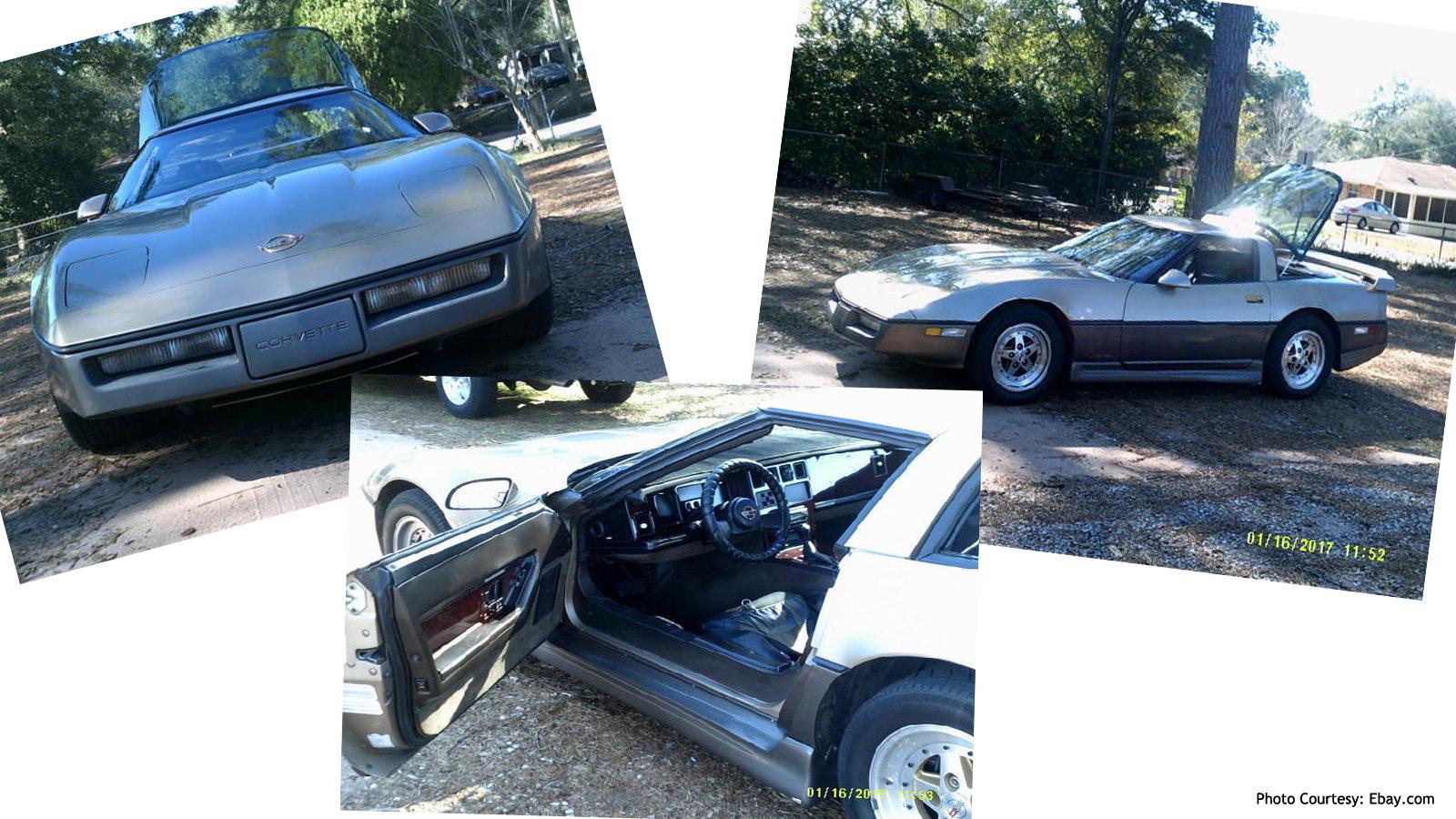 1985 Chevrolet Corvette C4 Z51