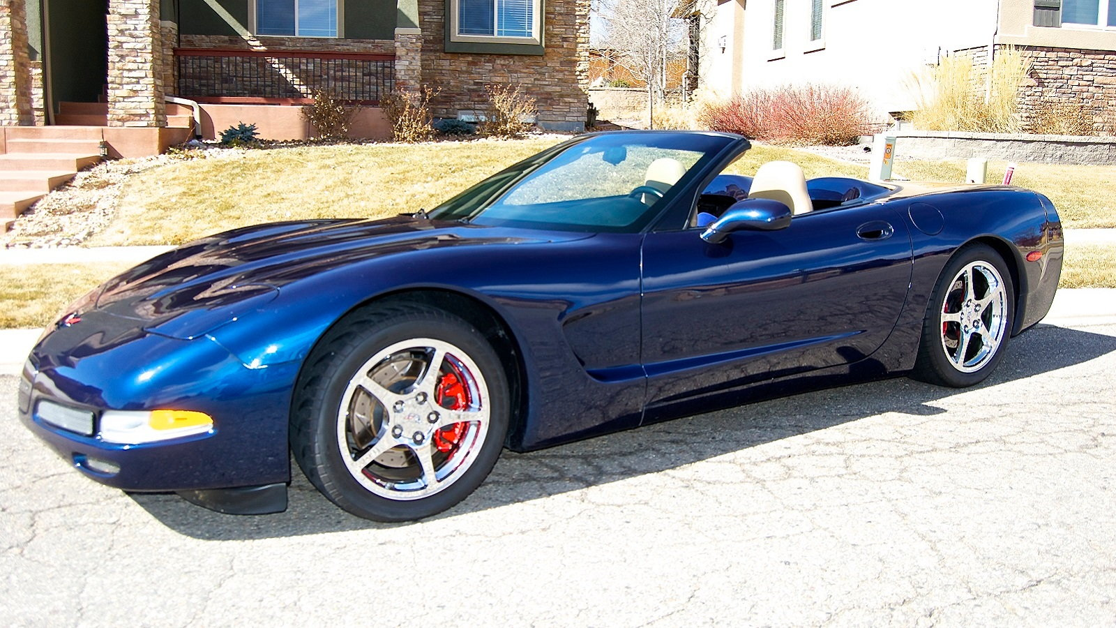 C5 Corvette Styling Changes over the Years