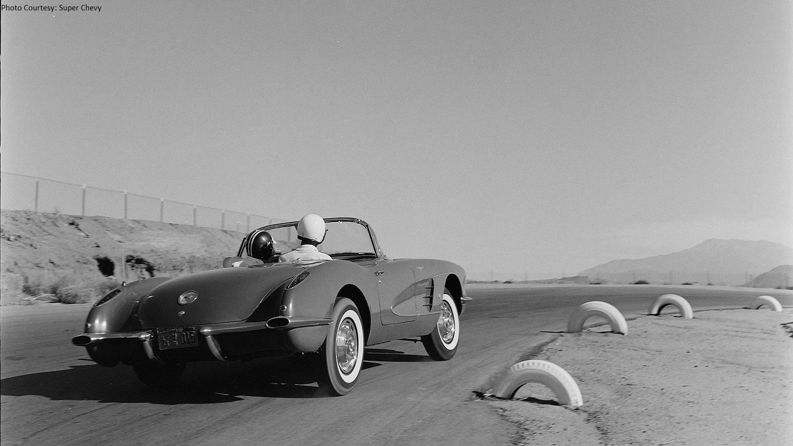 Retro Review Showdown: C1 Corvette vs. Porsche 356