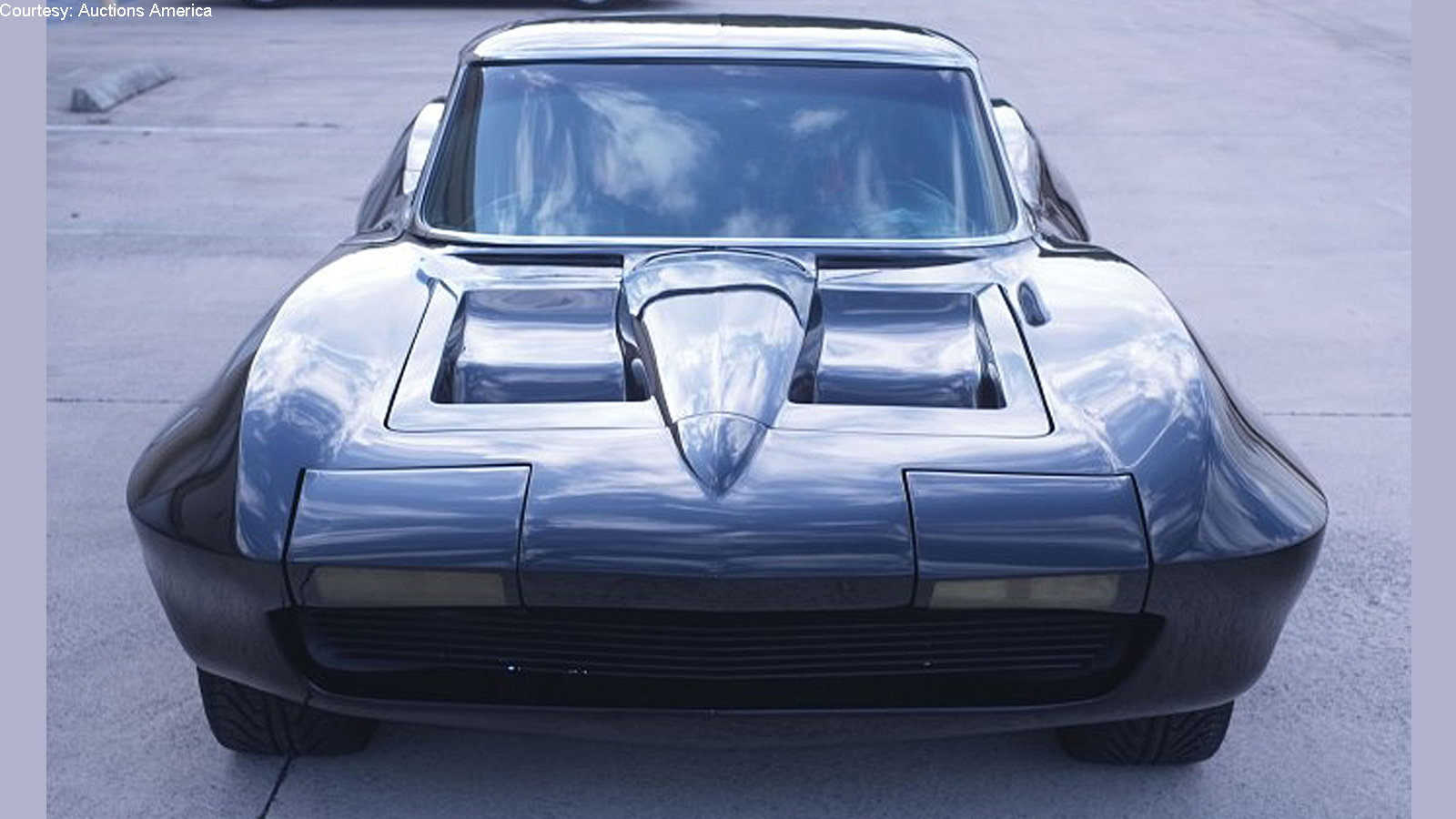 Very Unofficial Mid-engine Corvette Twin-turbo