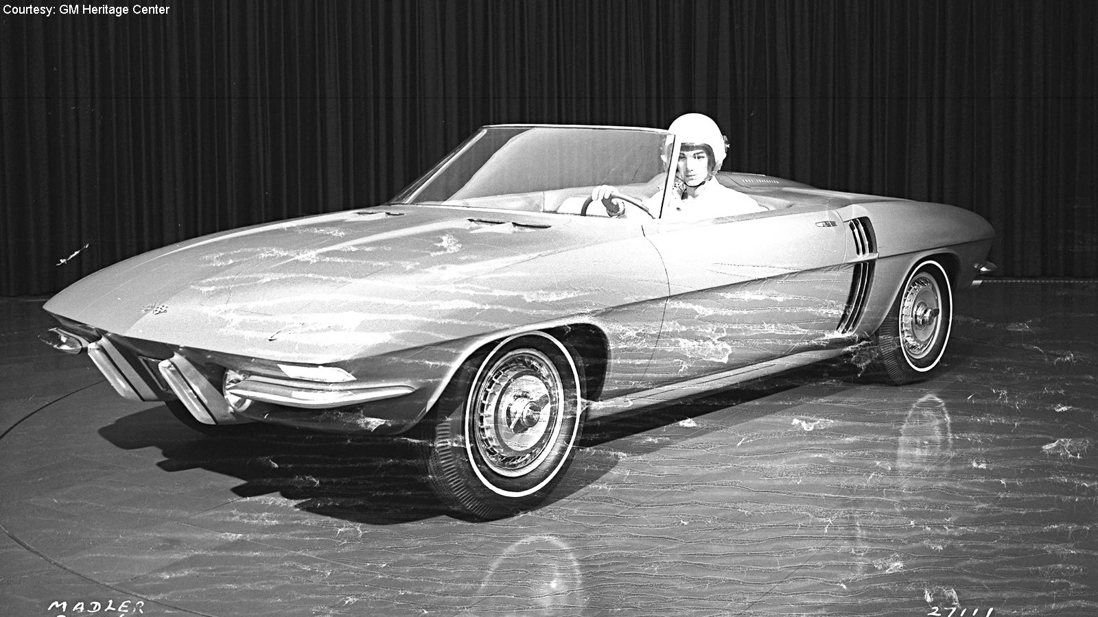 Once Upon a Time There Was a Corvette Rear-Engine Prototype