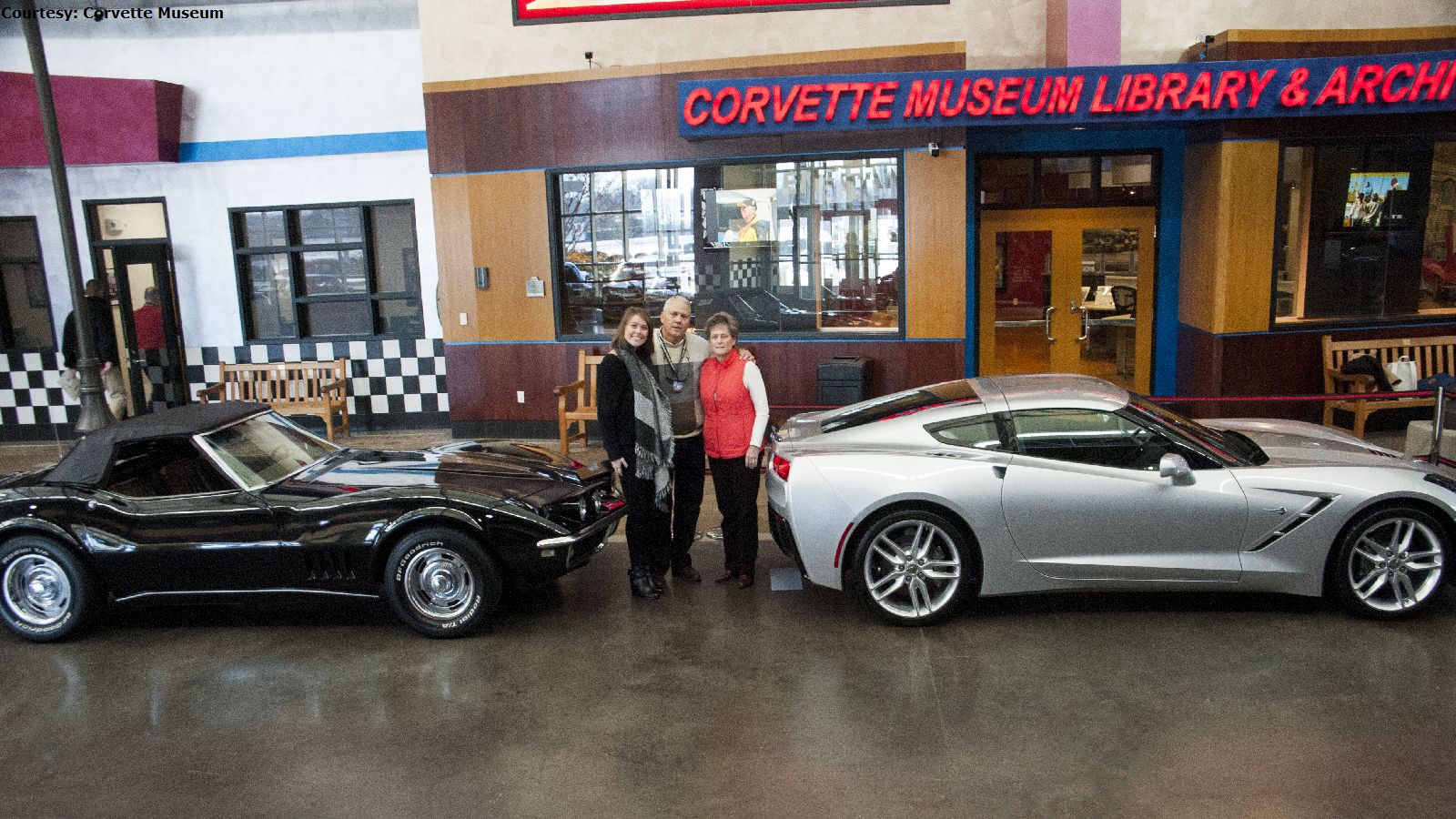 Romancing the Corvette: Stories of Love