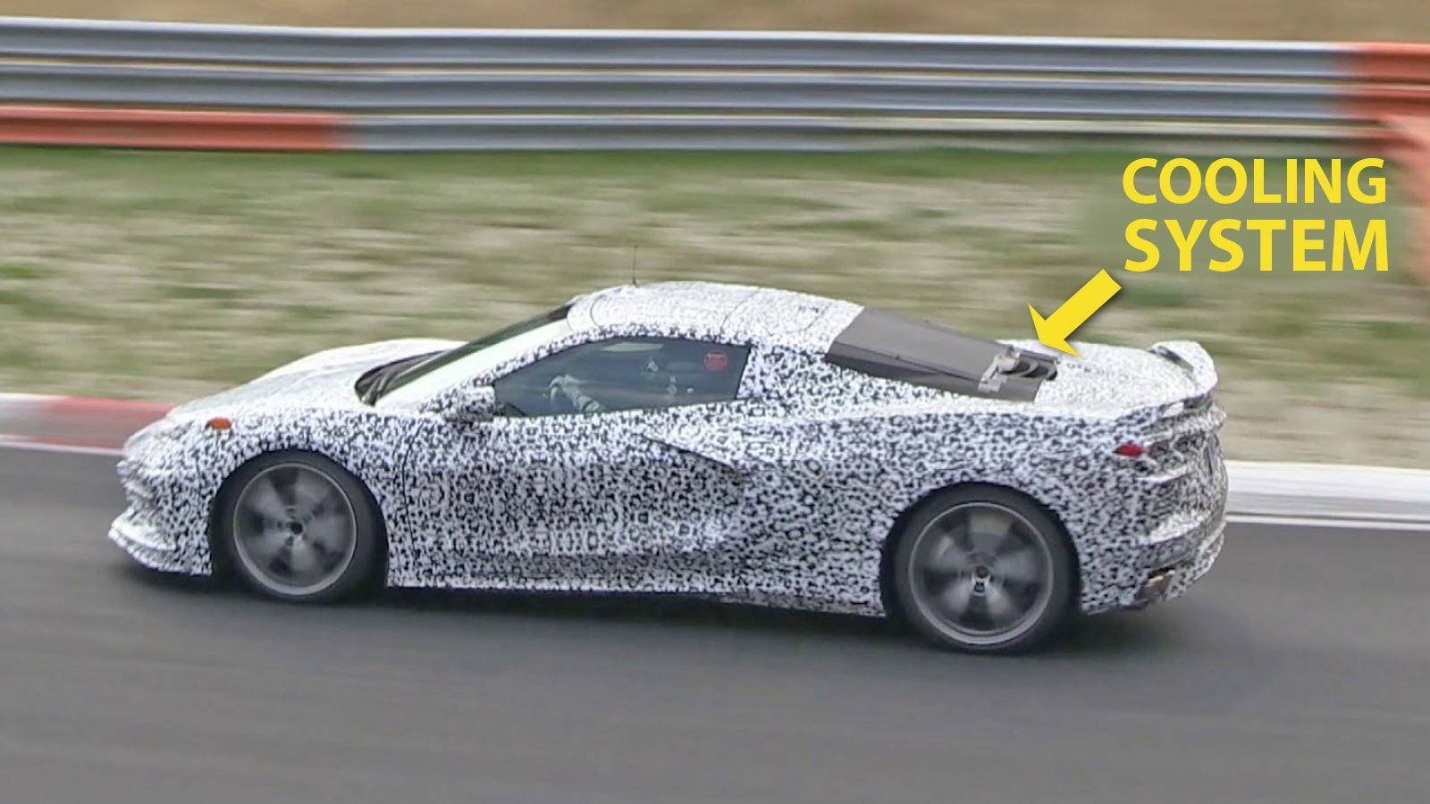 A Detailed Look at the C8's New Hatch Design