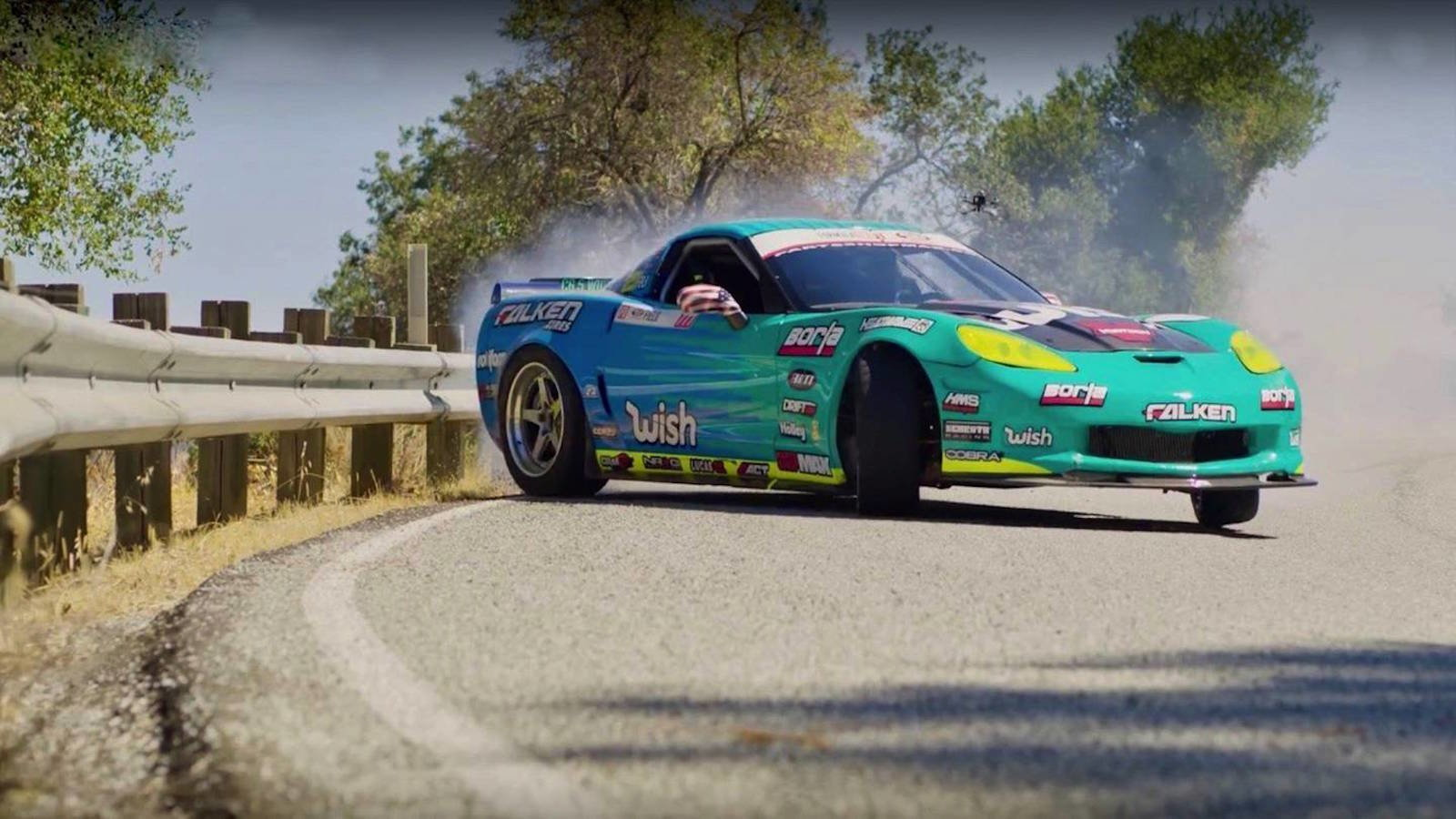 How to Drift: A Guide to the Slide