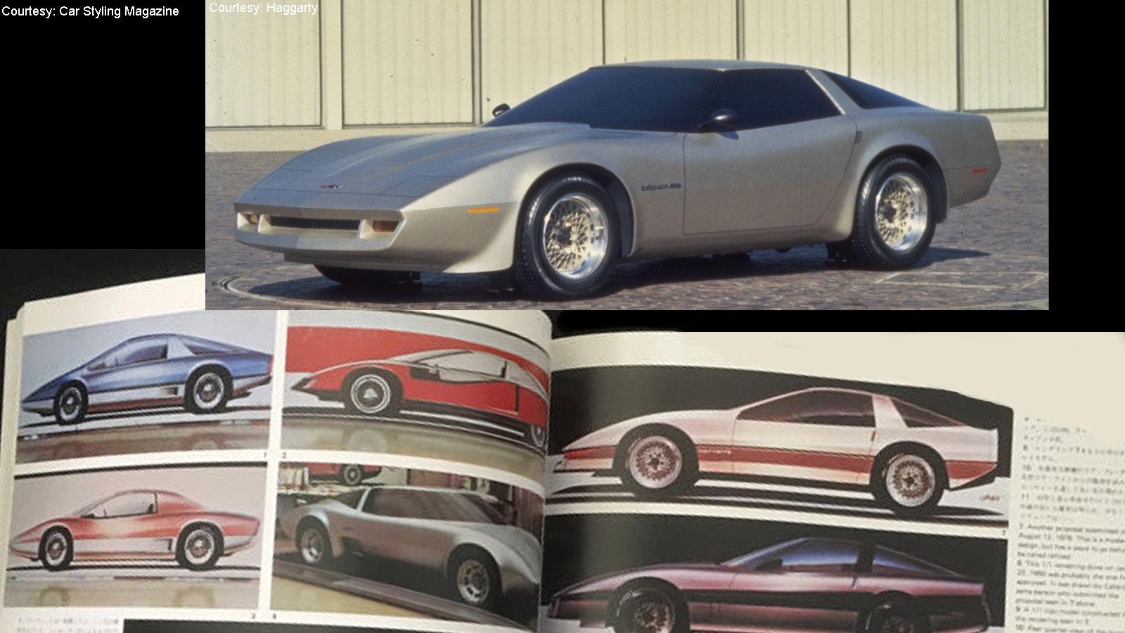 An Alternate Universe's Corvette C4