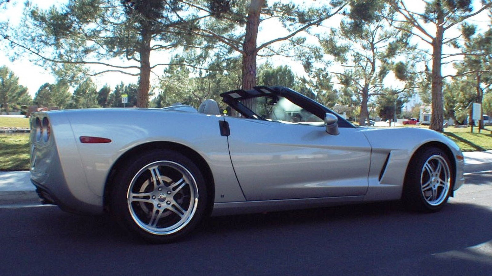 Aftermarket Wheels,C6 Corvette, Factory Wheels