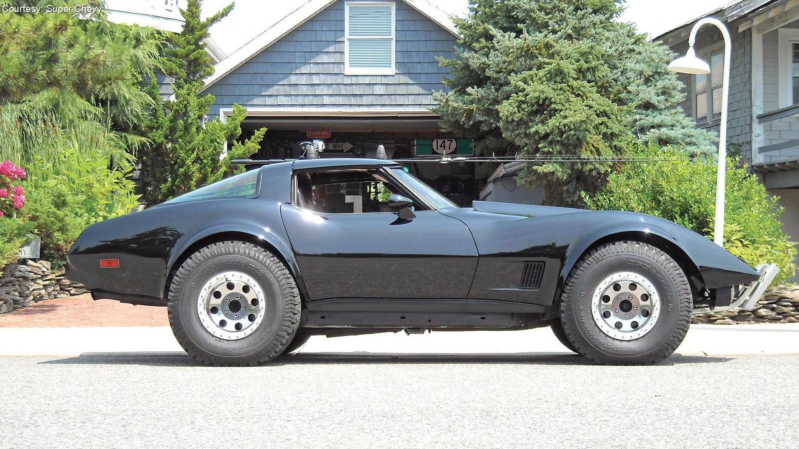 1969 Corvette Beach Buggy Hides A First Gen Hemi Surprise