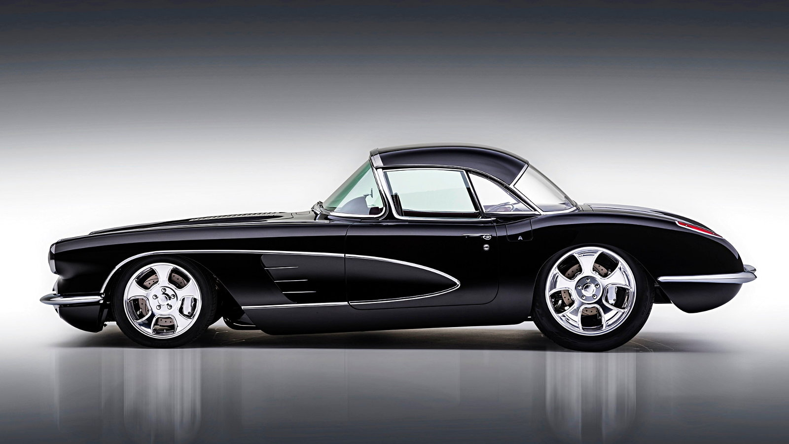 1958 C1 Gets the Hot Rod Treatment from Alloway