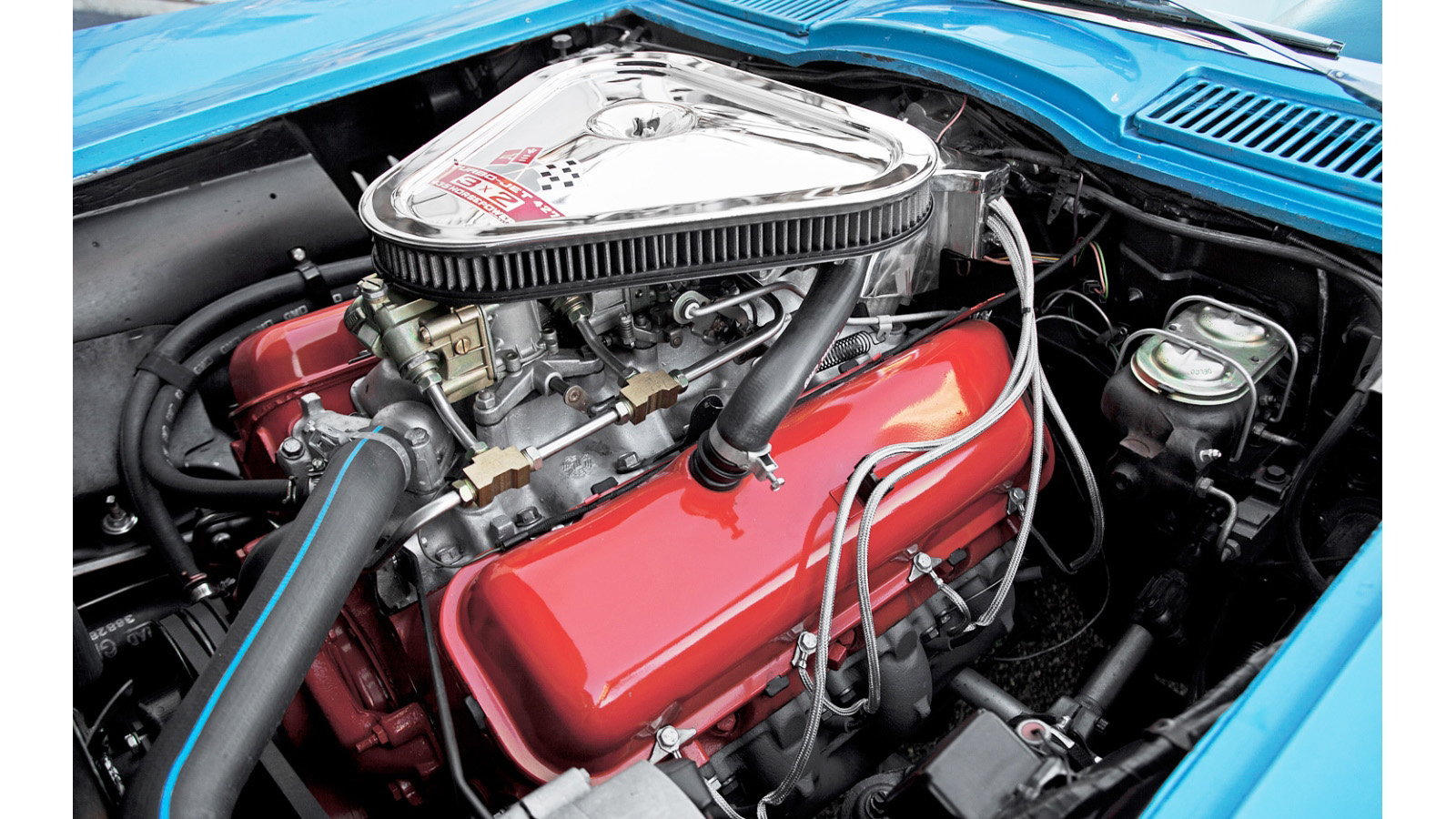 1967-69 Corvette 427ci Tri-Power V8 410 to 435hp