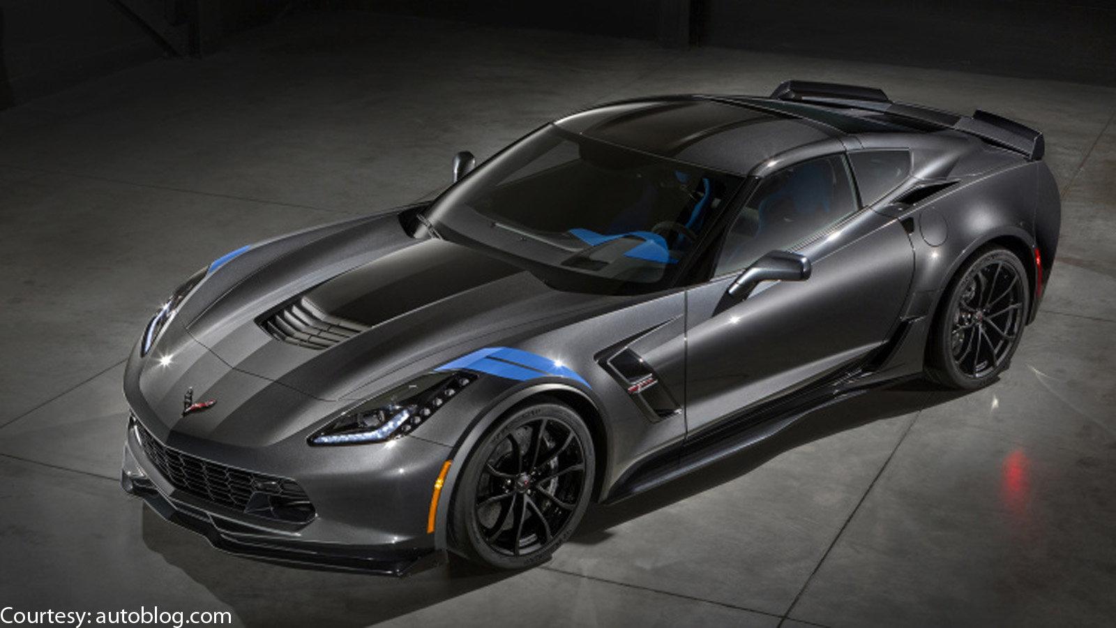 #001 Corvette Grand Sport