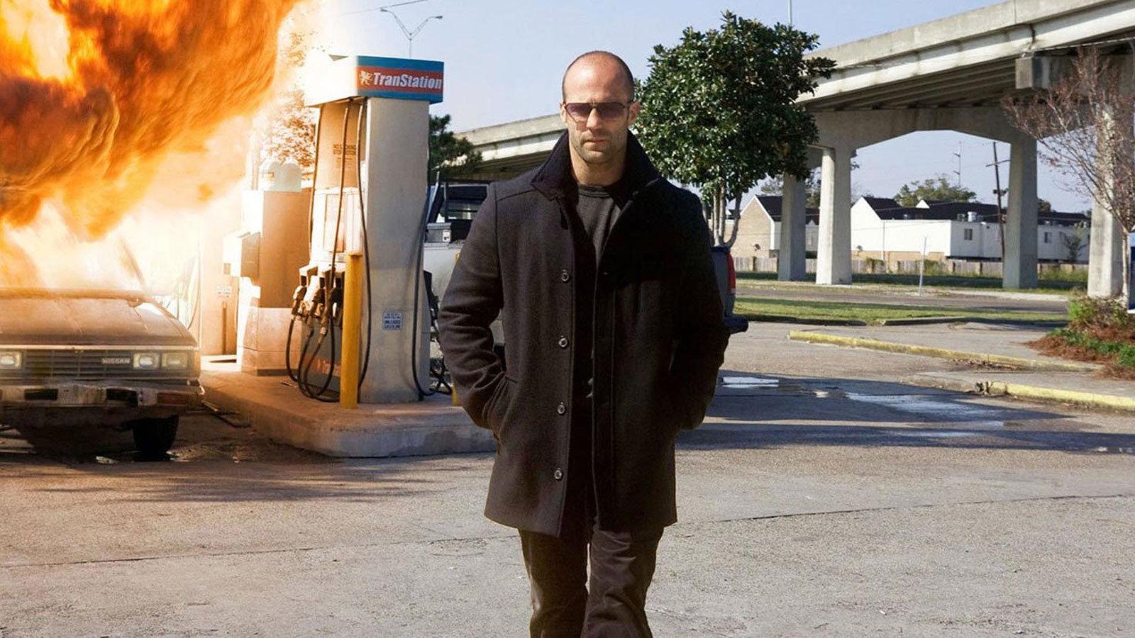 Jason Statham as Chev Chelios