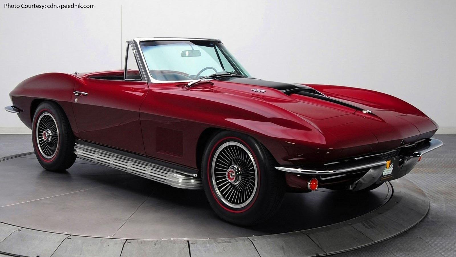 $3,850,000 Corvette