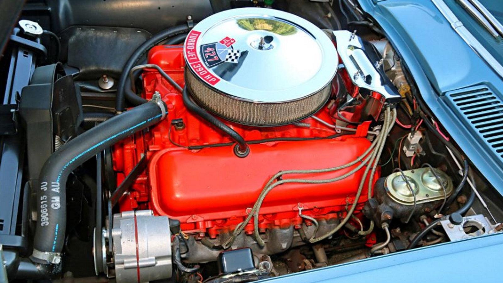 A Mint All-original 1967 427 Stingray!