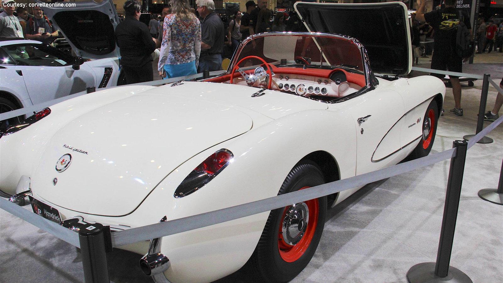 Purely Corvette: Rick Hendrick's Airbox C1