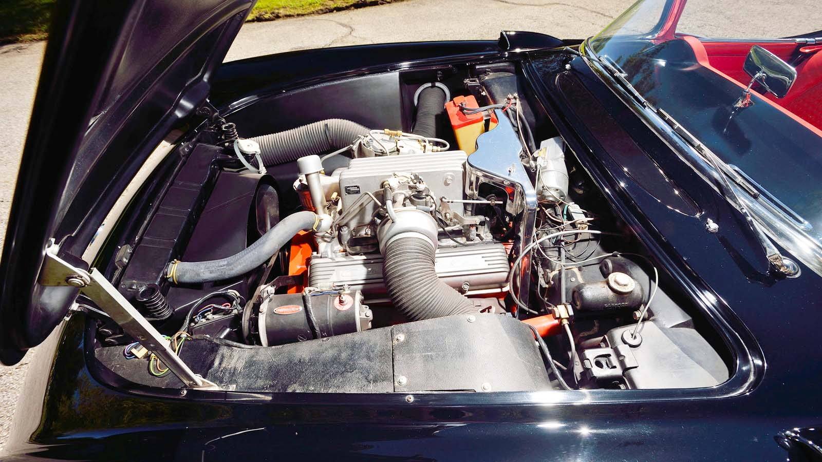 C1 Corvette, Airbox, Fuelie