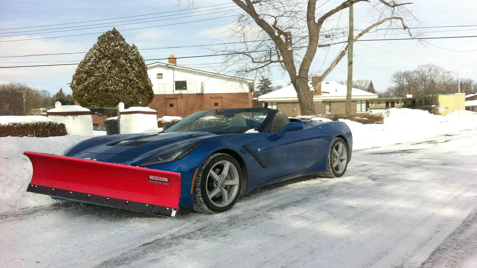 Corvette Safety Kit