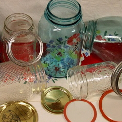 Canning jars and lids