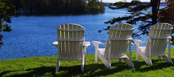 The classic Adirondack chair: a hundred-plus years of ...