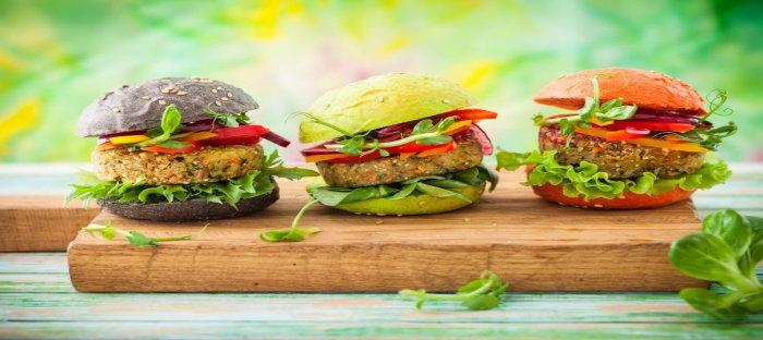 veggie slider sandwiches