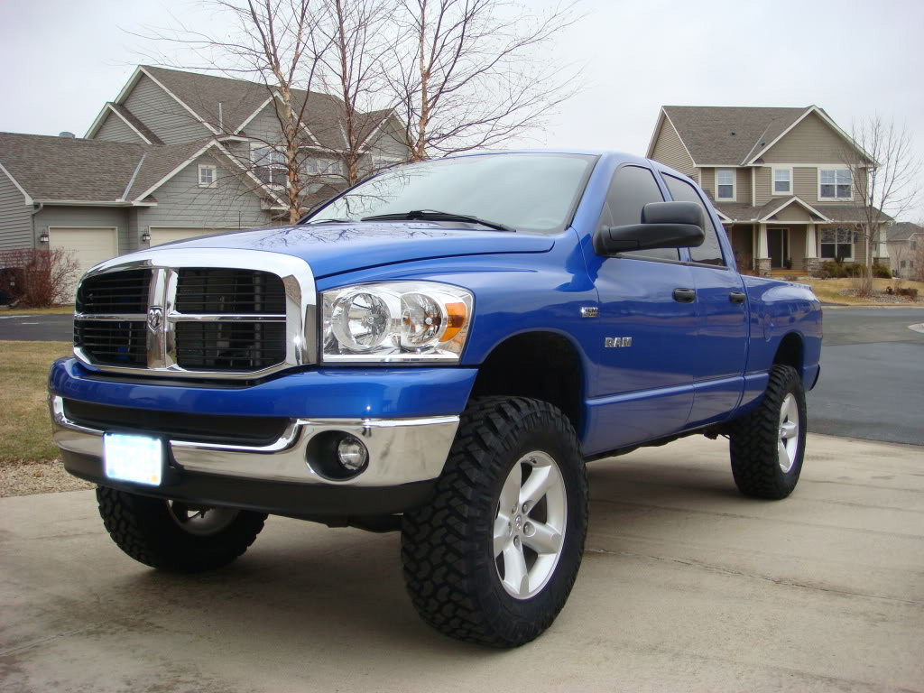 Dodge Ram 2002-2008 General Information and Recommended ...