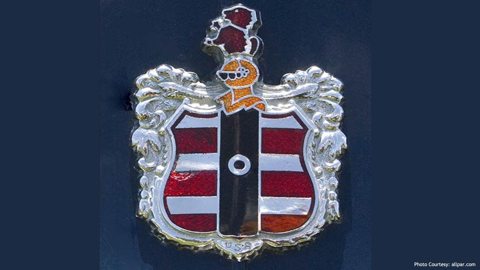 1951 Dodge Coronet Emblem