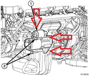 Outstanding Dodge Ram 2009 Present How To Replace Starter Dodgeforum Wiring Cloud Intapioscosaoduqqnet