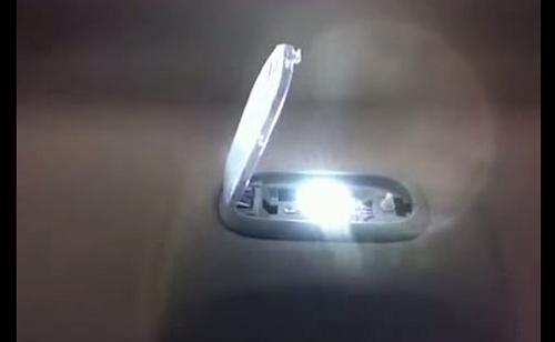 D on 1996 Dodge Dakota Interior Light Replacement
