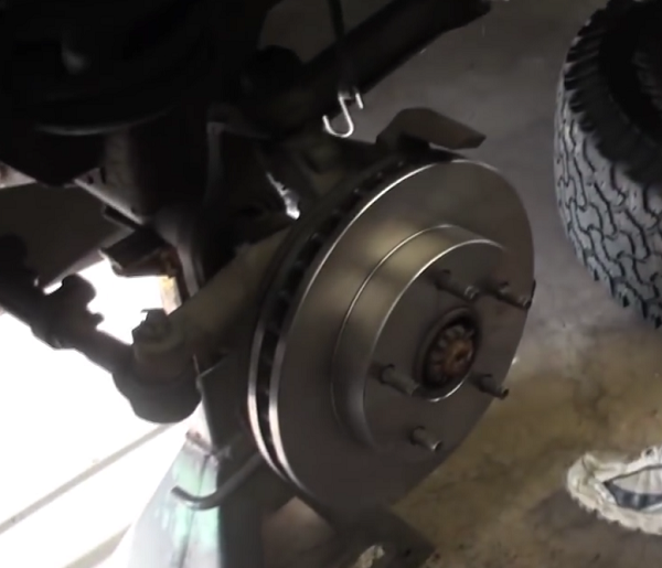 dodge ram1994-2001 how to replace brake pads, calipers, and rotors ...