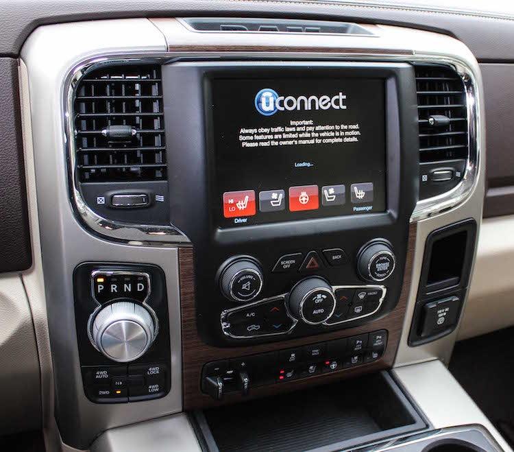Dodge Ram 2009-Present 4th Generation Why is Radio