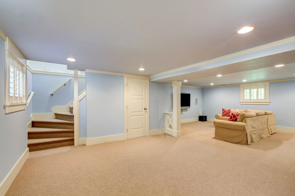 How To Dry A Wet Basement Carpet, How To Dry A Flooded Basement Carpet
