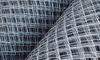 rolls of steel mesh