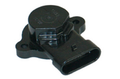 black throttle position sensor