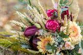 Real vs. Fake Wedding Flowers Comparison