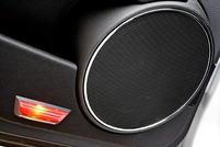 car door speaker
