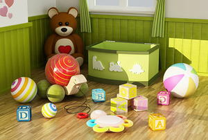 5 Items To Use As Toy Boxes