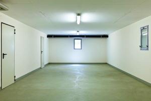 A basic basement.