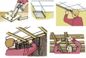 How to Install Ceiling Tiles