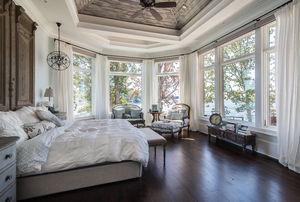 A nice bedroom.
