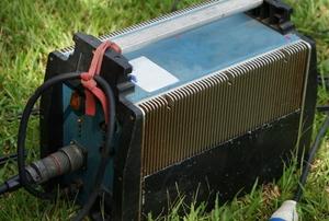 electronic ballast device