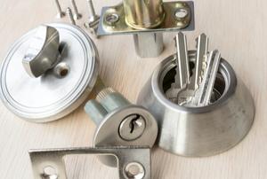 deadbolt lock parts