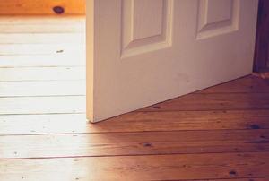 wood floor Threshold