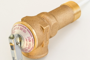temperature pressure relief valve