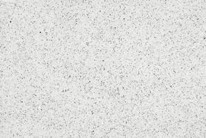 A quartz countertop, suitable for bathrooms and kitchens.