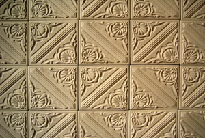 Decorative tiles.