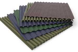Corrugated Plastic Roofing