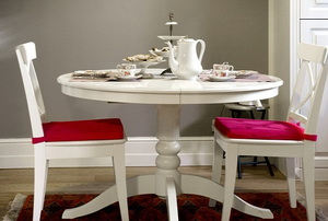 dining area bistro table