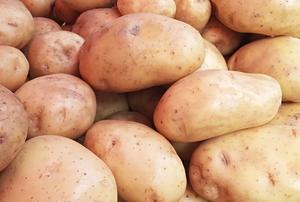 Potatoes.